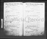 Annabelle Kountz and Byron Reid's marriage record