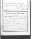 John and Lena Kuntz's Marriage Certificate