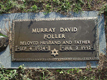 Murray Poller's Headstone