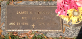 Nicholas James Kountz's Headstone