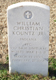 William Christian Kountz Jr's Headstone