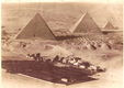 Cairo Egypt Great pyramids pre WWII as seen by Henry Herbert Parker